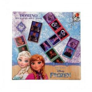 Domino Spiel aus Holz mit Disney Frozen - Die Eiskönigin bei bekos.ch