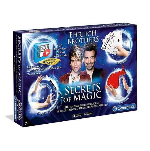 Ehrlich Brothers Secrets of Magic von Clementoni bei bekos.ch