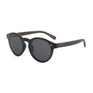 Elegante Sonnenbrille mit Ebenholz bei bekos.ch