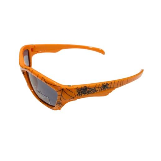 Kinder Sonnenbrille Spiderman Orange Polarisiert bei bekos.ch