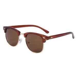 Klassische Trend-Sonnenbrille in Bordeaux bei bekos.ch