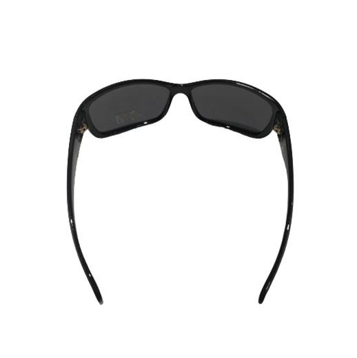 Sportliche Damen Sonnenbrille schwarz bei bekos.ch