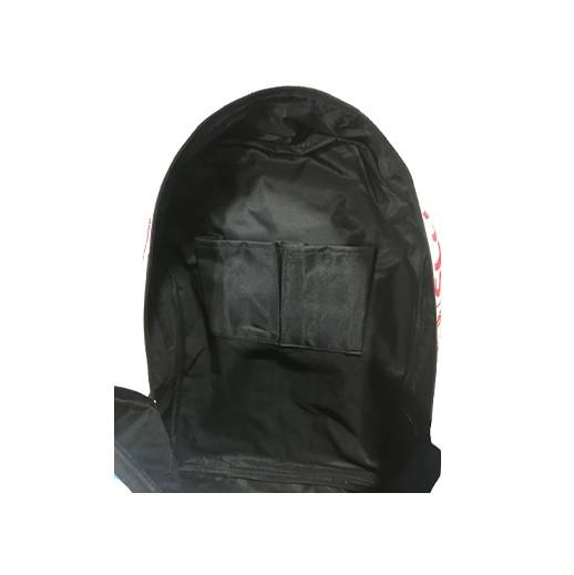 Upscycling - Grosser Rucksack aus recycelten Zementsäcke Elephant Brand bei bekos.ch