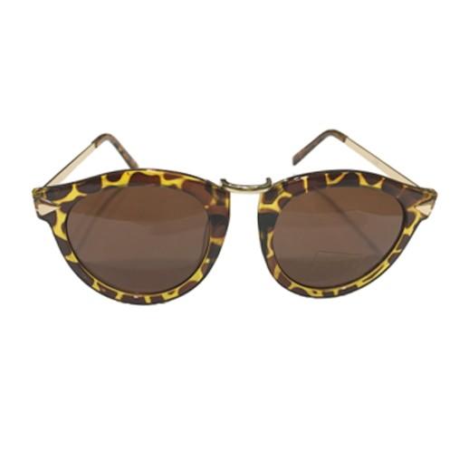 Damen-Sonnenbrille im Leoparden-Look bei bekos.ch