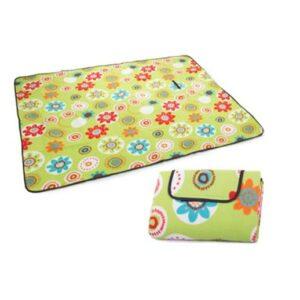 Grosse Picknick-Decke mit wasserabweisender Unterseite 150x200 cm bei bekos.ch