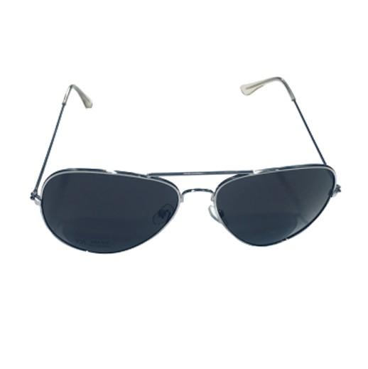 Herren Pilotenbrille silberfarbig und dunkel getönt bei bekos.ch
