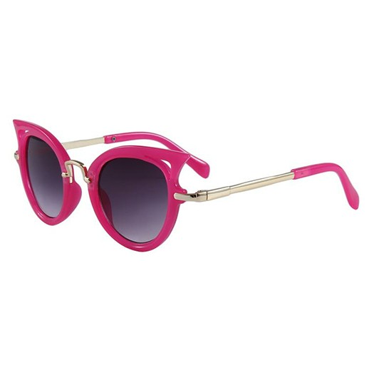 Kinder Sonnenbrille Katzenaugen Pink bei bekos.ch