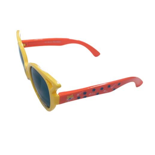 Kinder Sonnenbrille Luchs gelb / orange Polarisiert bei bekos.ch