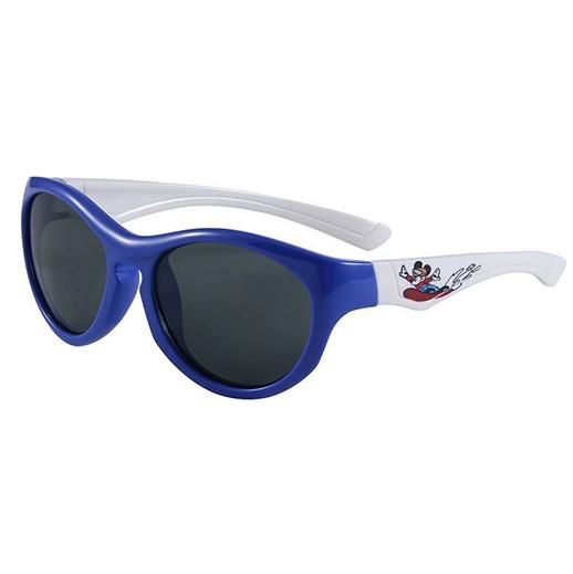Kinder Sonnenbrille Micky Mouse Blau / Weiss bei bekos.ch
