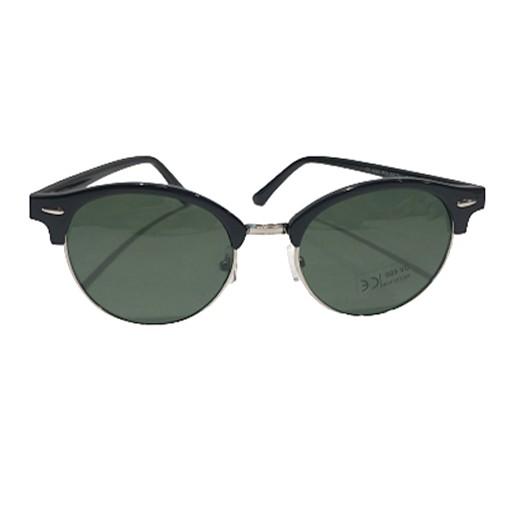 Klassische runde Browline-Sonnenbrille bei bekos.ch