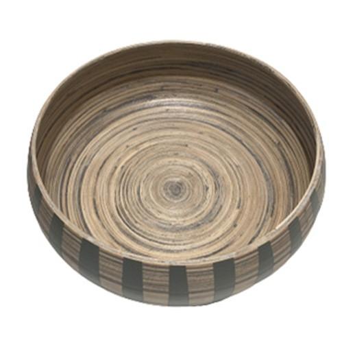 Deko / Obstschale aus Bambus Ø 25cm bei bekos.ch