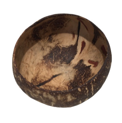 Handgefertigete Kokosnussschale bei bekos.ch