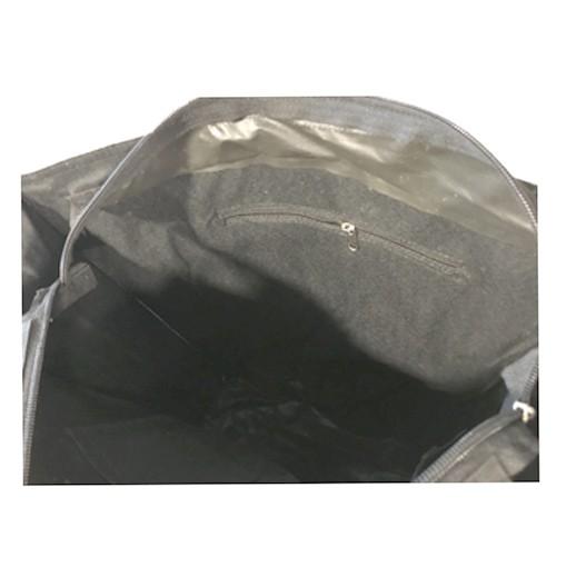 Upscycling - Grosse Umhängetasche Diamond Cement bei bekos.ch