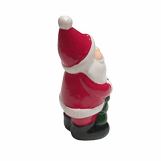 Dekofigur Weihnachtsmann mit Tanne bei bekos.ch