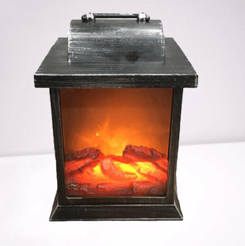 LED Tischkamin mit realistischer Flammensimulation bei bekos.ch