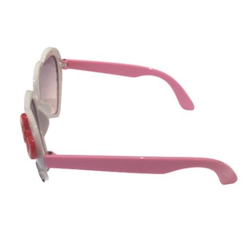 Kinder Sonnenbrille Hallo Kitty Weiss / Rosa bei bekos.ch
