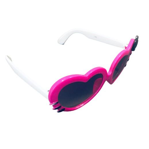 Kinder Sonnenbrille Hallo Kitty Pink / Weiss bei bekos.ch