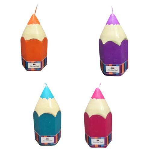 Lustige Kerzen in Stiftform bei bekos.ch