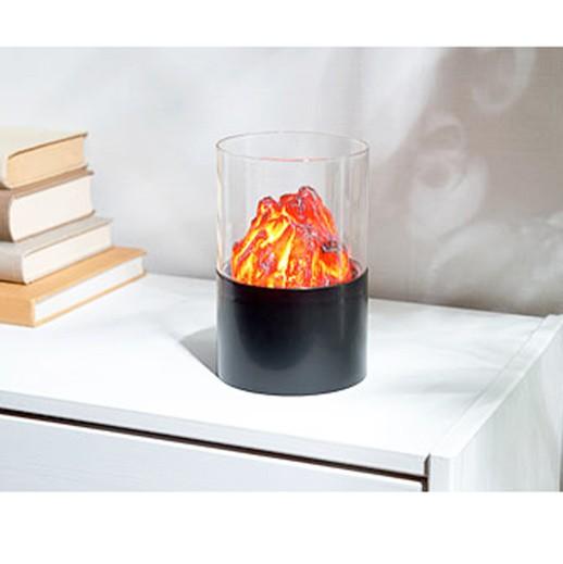 Mini-Dekofeuer mit Flackerlicht bei bekos.ch