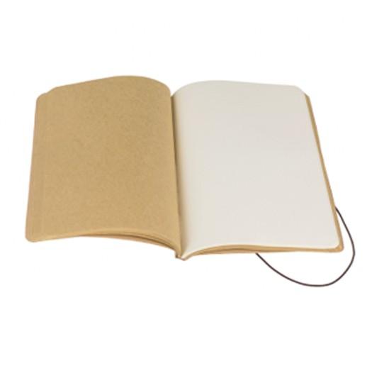 Notitzbuch mit Kork-Einband und 60 Seiten bei bekos.ch
