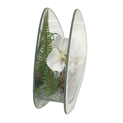 Orchideen-Gesteck im stilvollen Glas bei bekos.ch